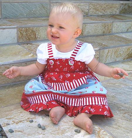 Hazel with rocks blog