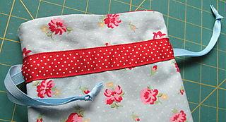 Ribbon finished blog