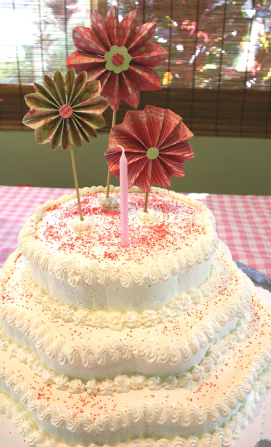 Hazels cake