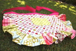Ruby's apron