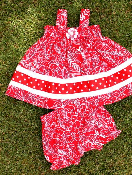 Baby Ava's dress