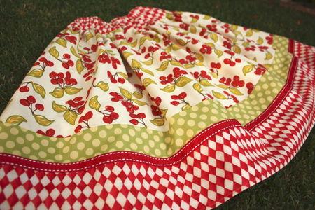 Cherry skirt3
