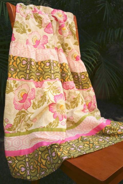 AmyB poppy skirt