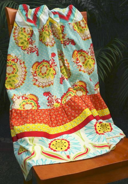 HeatherB daisy skirt