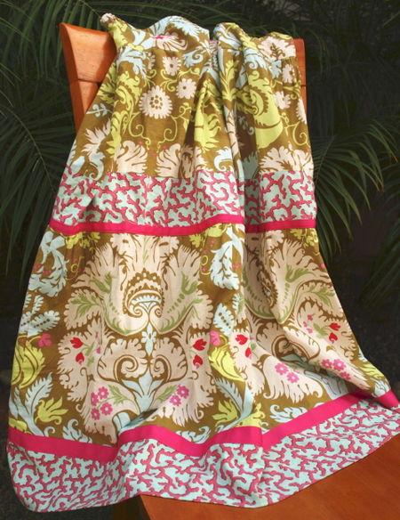 AmyB acanthus skirt