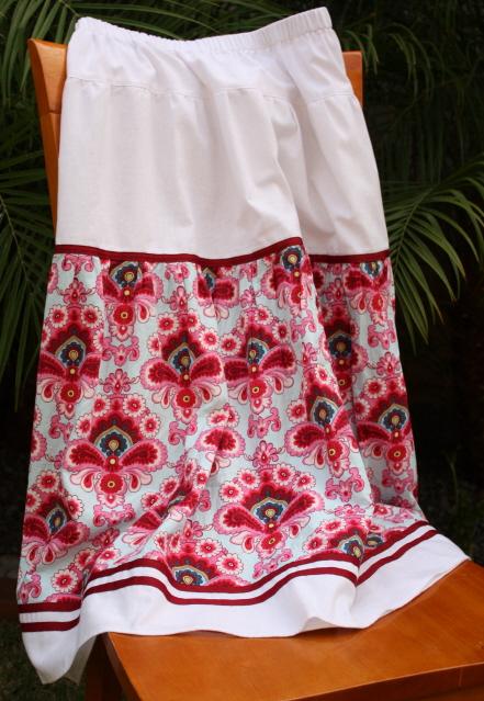 Amy butler belle skirt