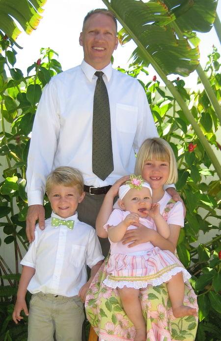 Steve and kids blog