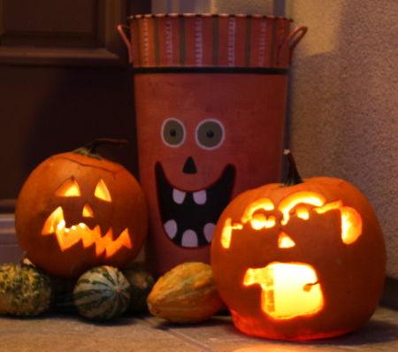Scary pumpkins2