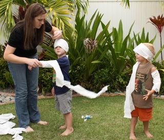 Mummy kids1