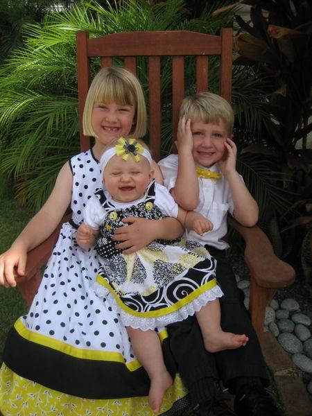 Silly siblings June 08