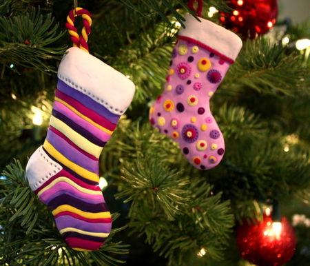 Funky stockings