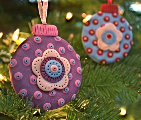 Eliza's ornament