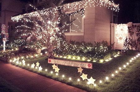 Lights at Kaipu