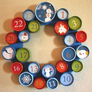 Advent wreath2
