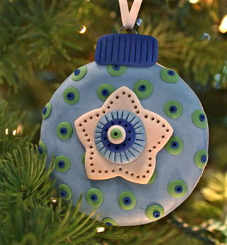Hyrum's ornament