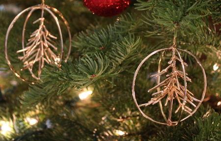 Dad's ornaments