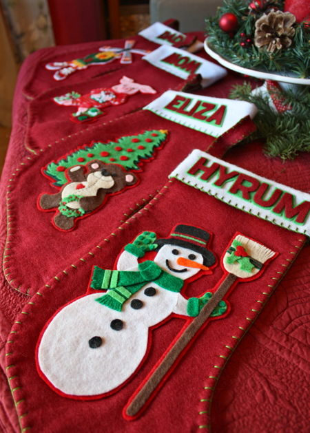 Our stockings