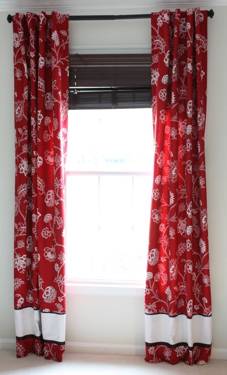 Gold Canopy Bed Curtains Spacing On Tab Curtains