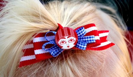4th Hazel's hairbow