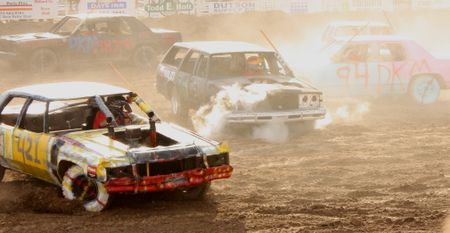 Demolition derby2
