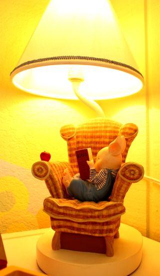 Toot lamp