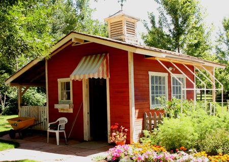 Songer garden shed