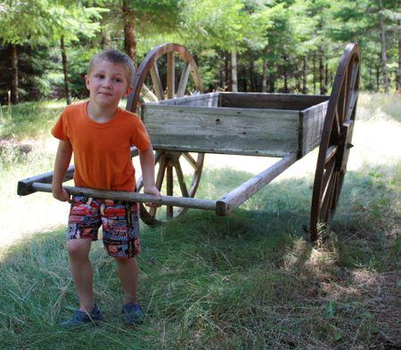 Handcart hyrum