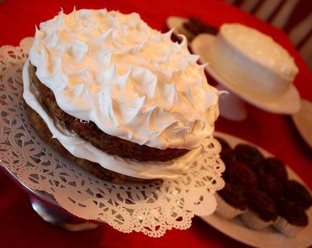 Hazel's party cakes