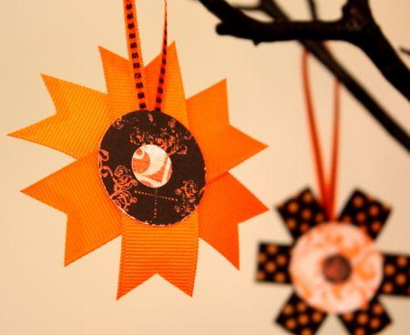 Ornament tut notched ribbon3