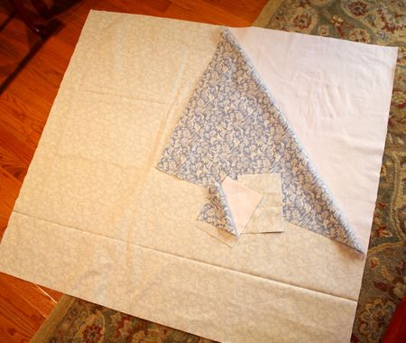 Valance cut out