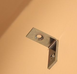 Right angle bracket