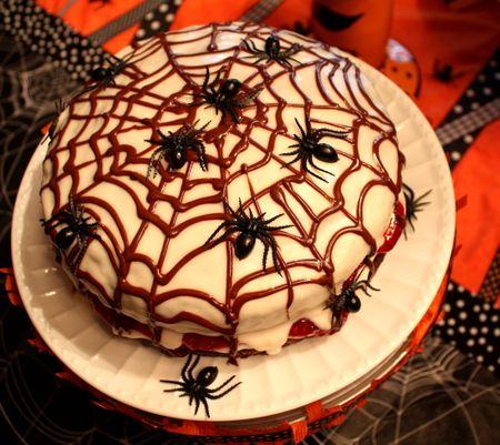 Spider cake1