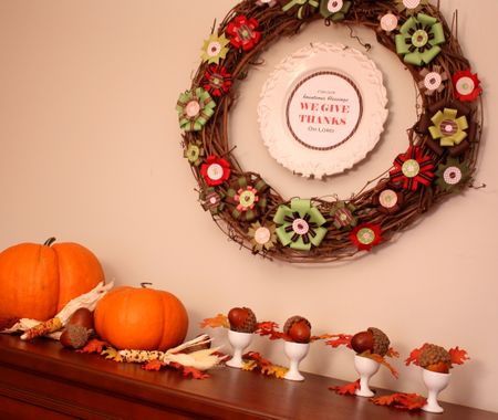 Thanksgiving display2