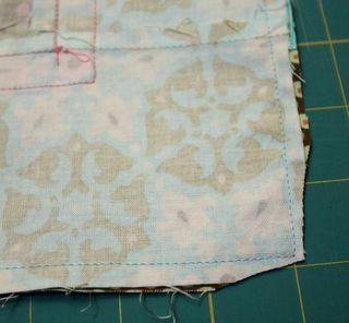 Half apron corner trim