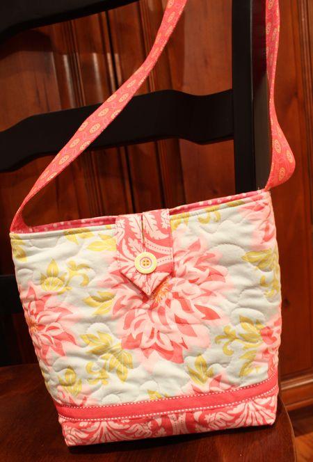 Eliza's bag