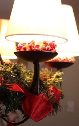 Dining chandelier