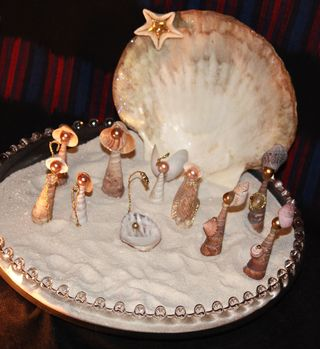 Shell nativity