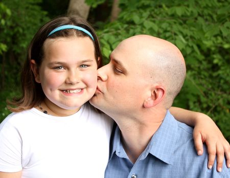 Katie and dad2