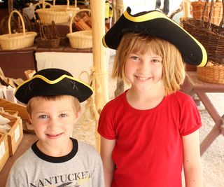 E and h with hats