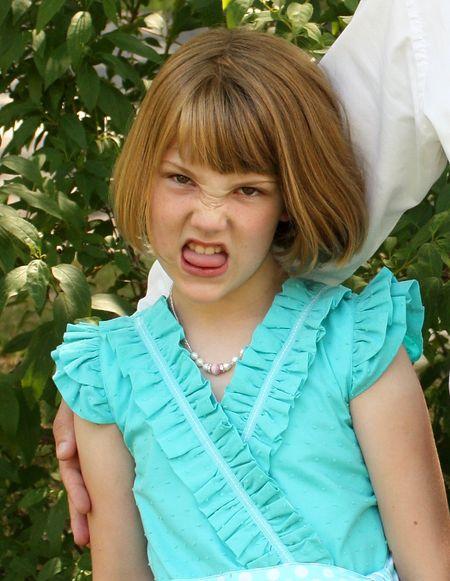 Eliza grumpy