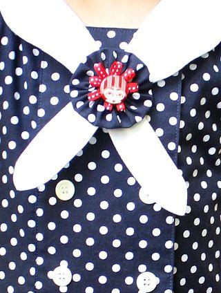 Hazel's tie