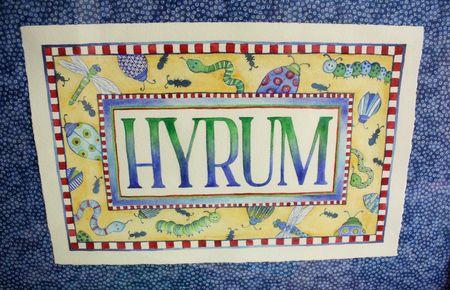Hyrum