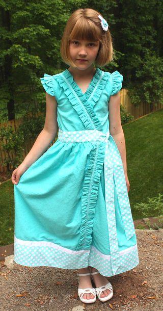 Eliza's dress