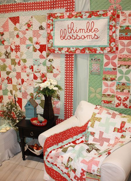 Camille's booth