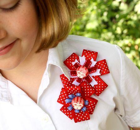 Eliza's pins
