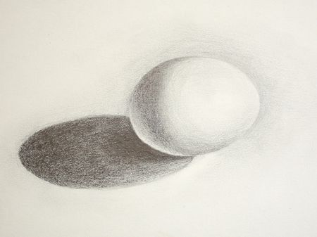Single light source egg