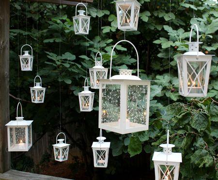 Eccles, lanterns