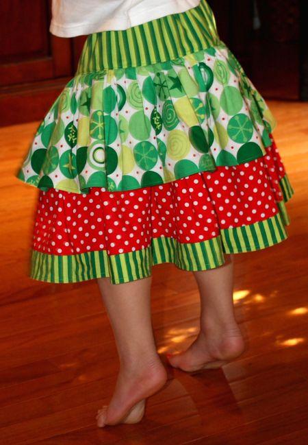 Hazel's skirt2