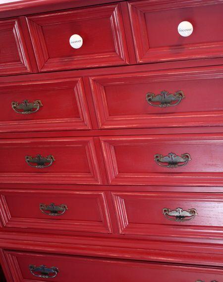 Red dresser2