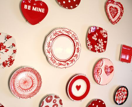 Valentine wall0plates